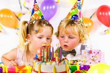 День рождения ребёнка недорого в Спб