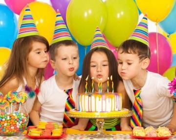 День Рождения Вашего ребёнка в Умпа-Лумпа