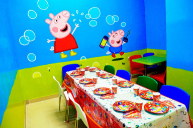 Комната Свинка Пеппа
